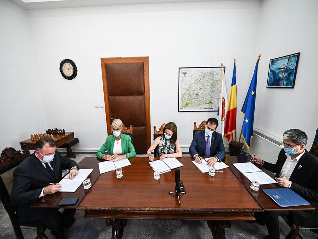 Acord cu Guvernul României pentru Noul Spital Județean