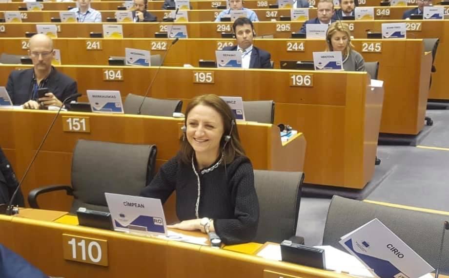 Președinta CJS este membră a Comitetului European al Regiunilor