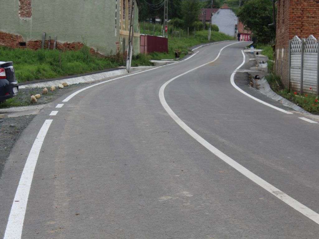 Lucrări de peste 96 milioane euro pe drumurile județene din Sibiu