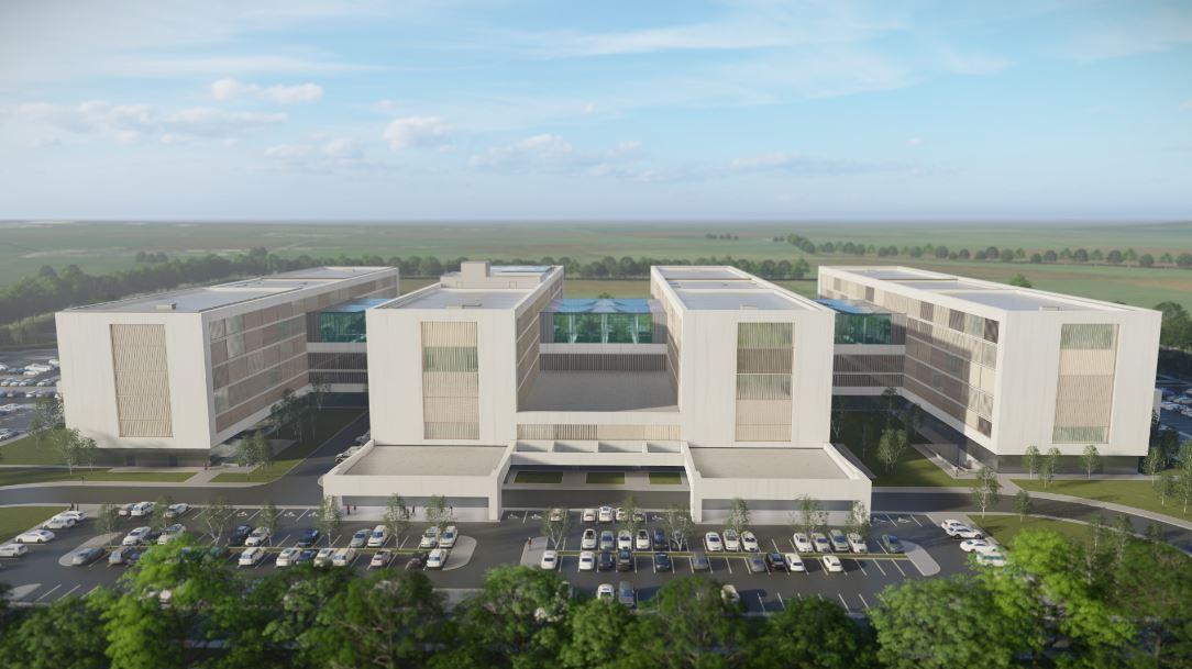 Noul Spital Județean: cea mai mare investiție publică de după Revoluție din Județul Sibiu