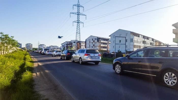 Modernizare drum județean 106 C Sibiu - Cisnădie