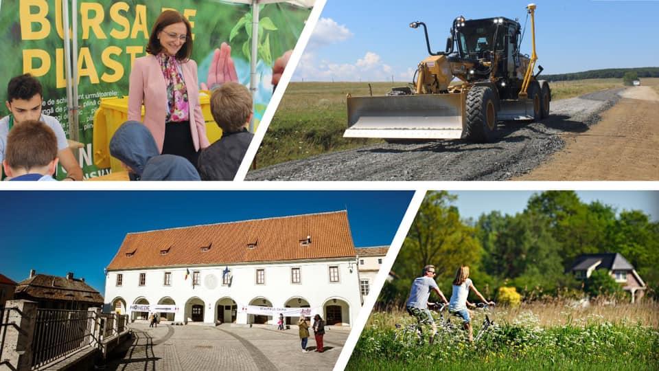 Consiliul Județean Sibiu pregătește noi investiții în asistență socială, cultură, infrastructură rutieră și turism